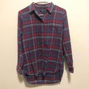Madewell | XS Flannel